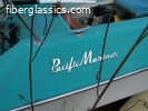 WANTED - Pacific Mariner chrome plate